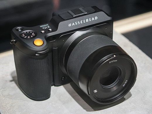 Photokina 2016: Hands-on with Hasselblad X1D 10