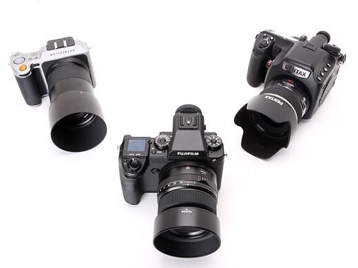 Fujifilm GFX 50S vs Pentax 645Z vs Hasselblad X1D 11
