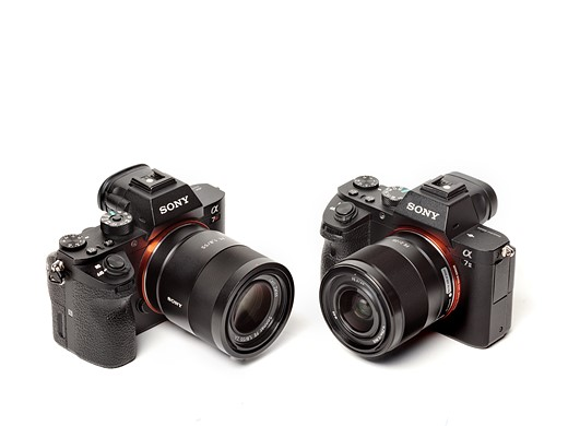 Sony a7R II versus a7 II: Eight key differences 1