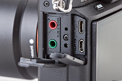 Sony a7R II versus a7 II: Eight key differences 9
