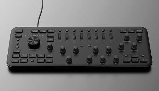 Loupedeck announces Loupedeck  with support for Capture One, better controls