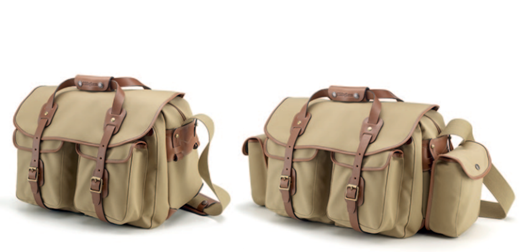 The Iconic 550 Introduced In 1983 Was First Production Camera Bag From Billingham