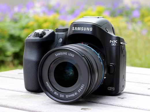 520d9a6dd5325 NX big thing  Samsung s flagship NX30 reviewed and rated  Digital ...