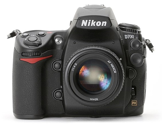 Should you upgrade from a D700? Definitely.