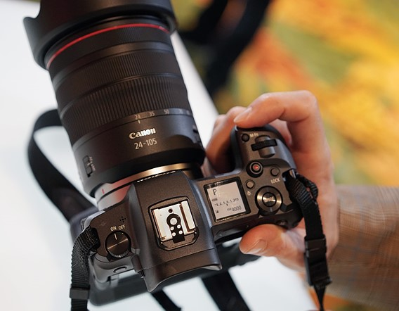 What you need to know about the Canon EOS R b58b411ce4197