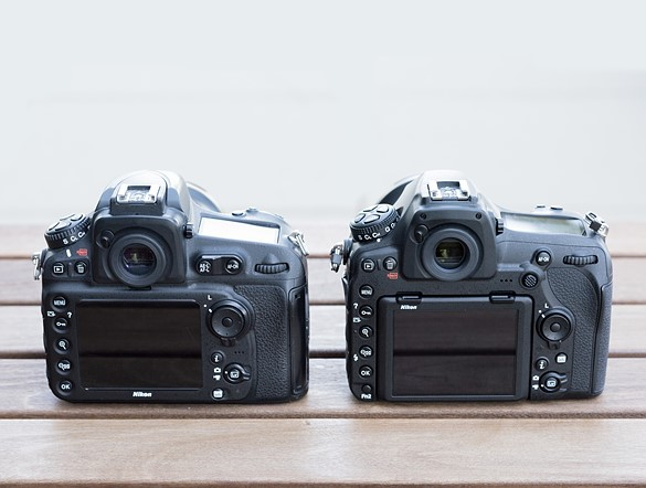 Should you upgrade from a D810? Maybe.