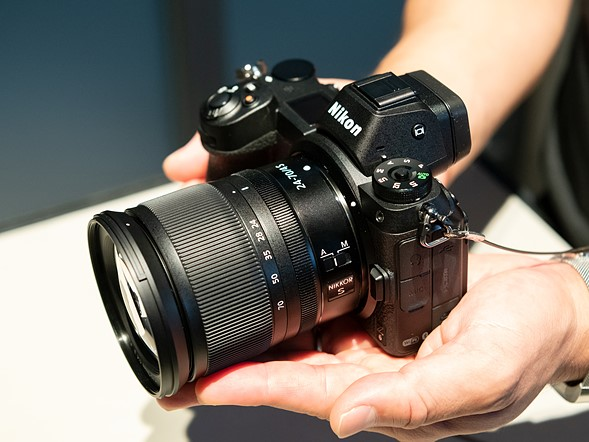 A Closer Look At Nikons New Z6 And Future Z Mount Lenses Digital
