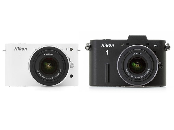 2011 - Nikon J/V1