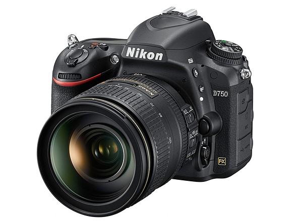 2014: Nikon D750