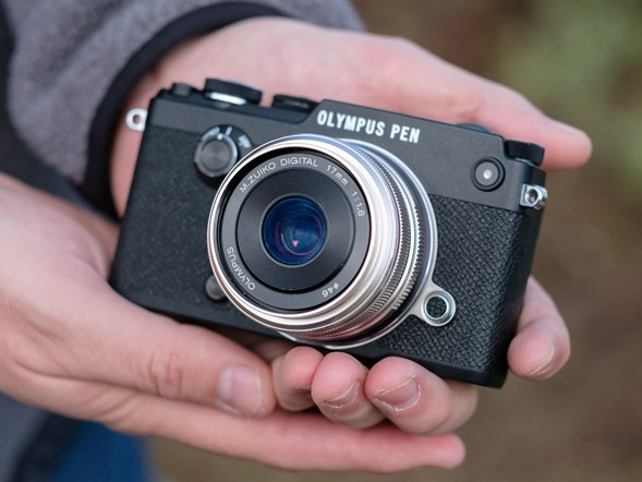 The mighty PEN: Hands-on with Olympus PEN-F: Digital