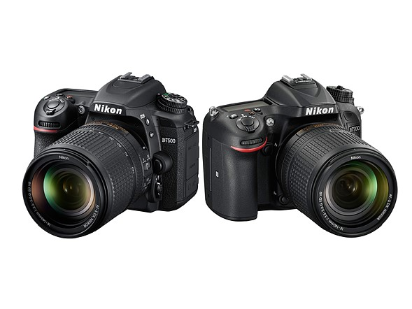 Nikon D7500: Should I upgrade from my D7200?: Digital
