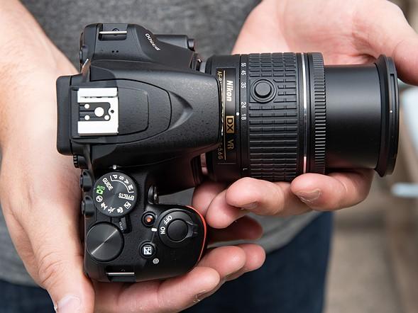 Nikon D3500 DSLR Camera Lenses