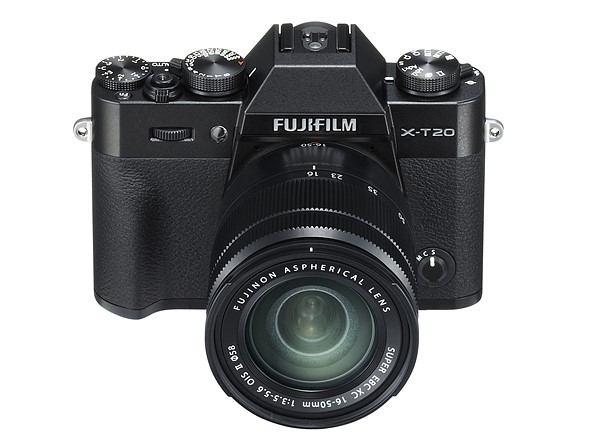 Fujifilm X-T20 firmware update improves subject tracking, enhances touchscreen functionality
