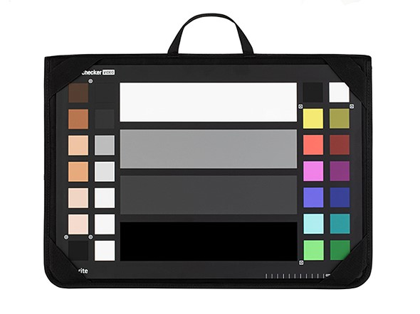 X-Rite launches the ColorChecker Video XL: Digital