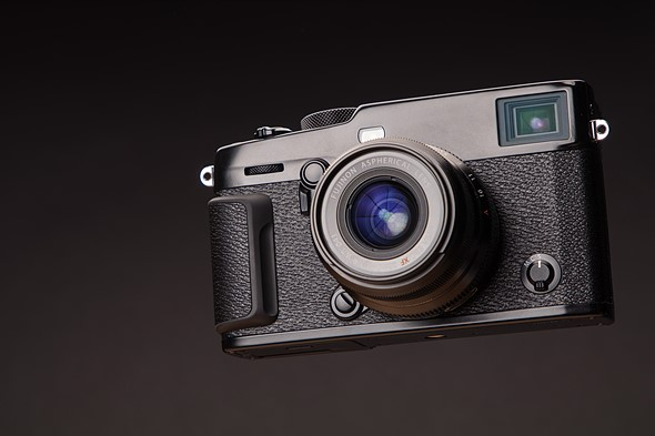 Our Fujifilm X-Pro3 initial review: What's new, how it compares