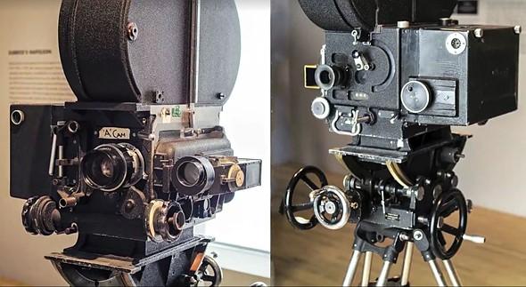 Video explains Kubrick's use of innovative camera tech when shooting Barry Lyndon 1