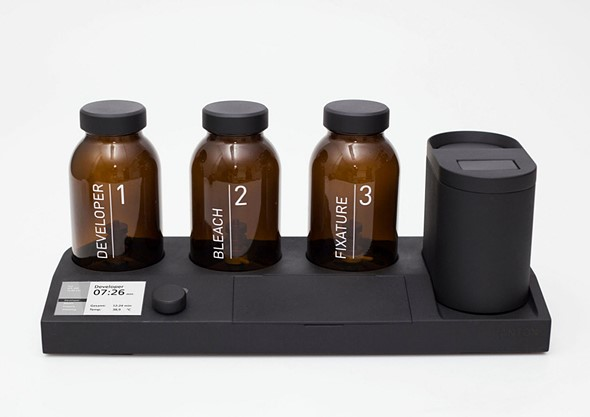 The Kanton DX35 concept is an all-in-one film development machine the size of a coffee maker
