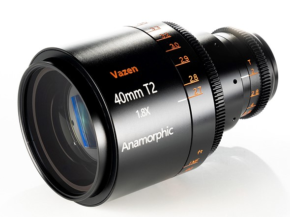 "Vazen launches ""world's first"" anamorphic lenses for Micro Four Thirds 1"