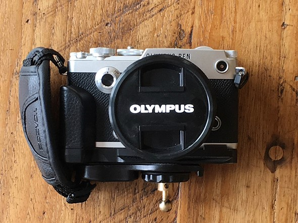 Worth the Weight: Ultralight backpacking photography with the Olympus PEN-F 2