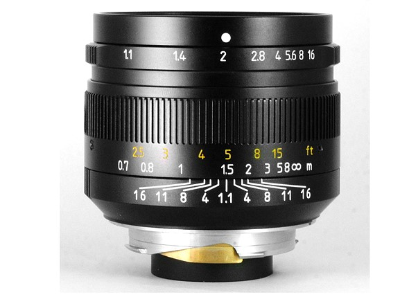 7Artisans unveils range of low cost, fast lenses for mirrorless cameras 4