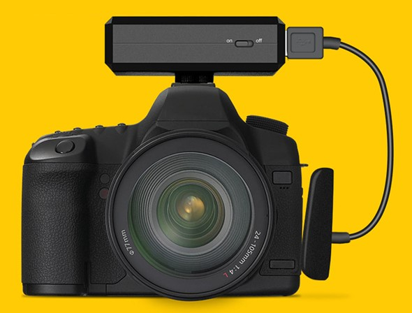 CamFi DSLR controller now offers real-time upload to Dropbox 1
