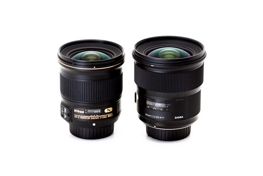 Fast and light: Nikkor 24mm F1.8G ED lens review 3