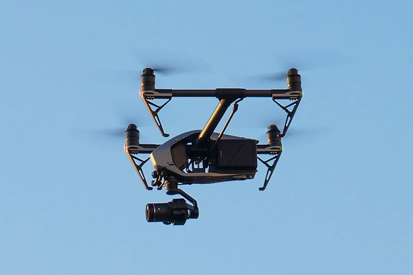 FAA issues warning to drone pilots in hurricane areas