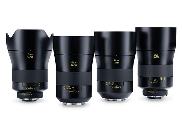 Zeiss officially unveils Otus 1 4/100 lens for full-frame Nikon