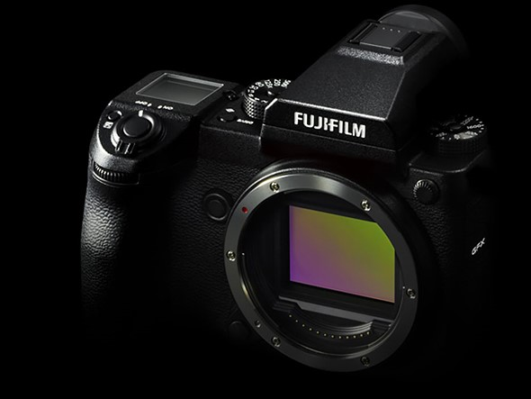 Three new lenses added to Fujifilm's G-mount roadmap
