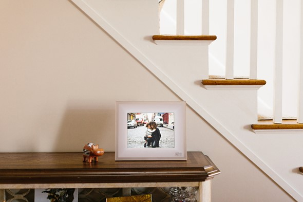 Aura is a next generation digital picture frame 1