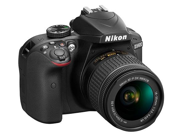 Modest Updates: Nikon D3400 Review 1