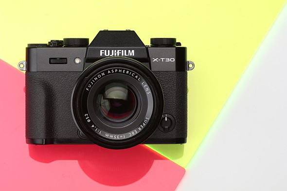 Fujifilm X-T30 review: Digital Photography Review