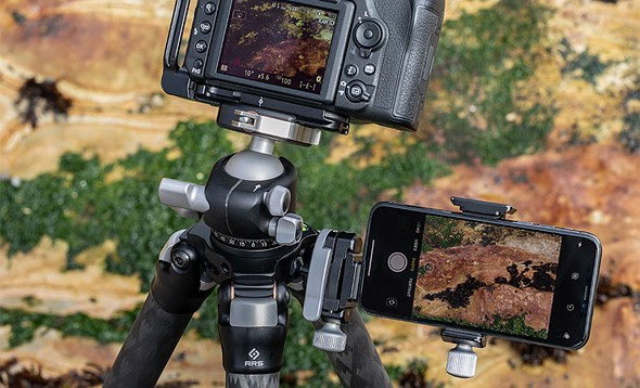 Really Right Stuff updates its entire tripod line-up with new features, better ergonomics