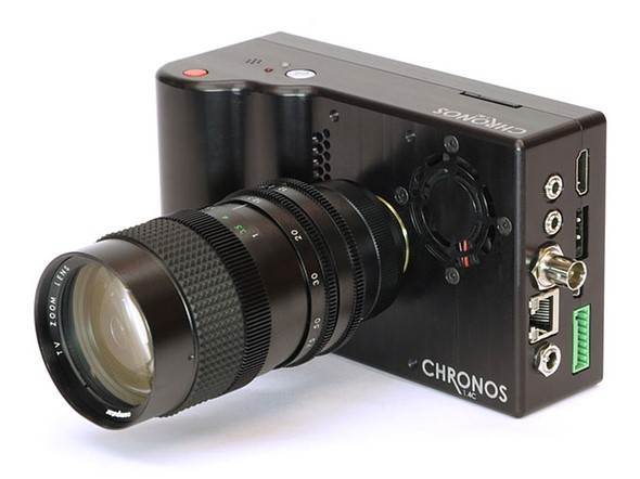 Chronos high-speed camera hits crowdfunding goal in record time 1