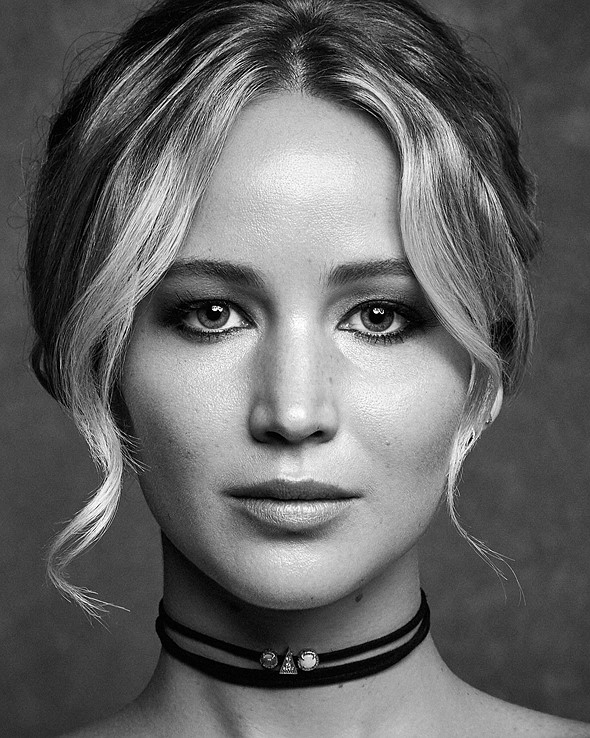 Photographing Jennifer Lawrence: A photographer's dream come true 11