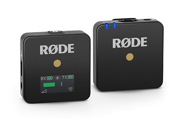 wireless microphone rode system