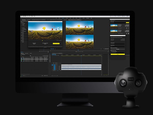 Free Insta360 Pro extension