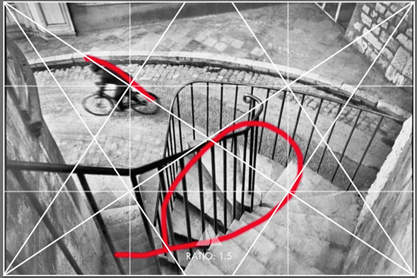 Dynamic symmetry: The genius of Henri Cartier-Bresson's composition 1