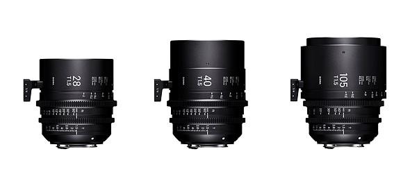 Sigma adds three new lenses to cinema range and promises LPL mount ...