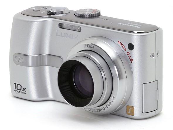 Throwback Thursday: Panasonic Lumix DMC-TZ1, travel zoom pioneer 1