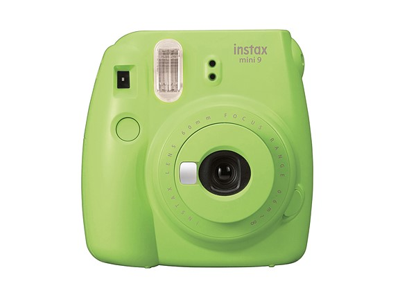 Fujifilm Instax Mini 9 launches with selfie mirror and close-up lens attachment
