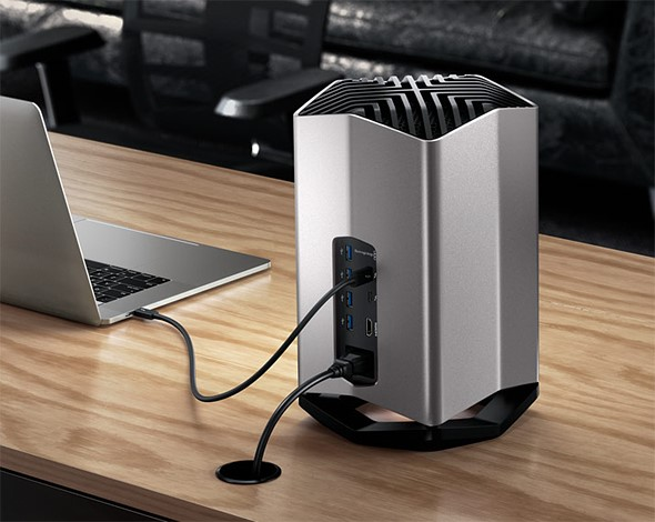 Blackmagic external GPU for MacBook Pro now available from