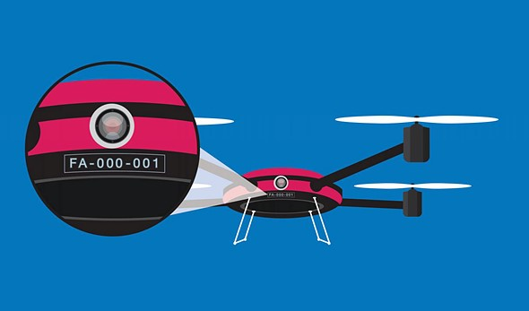 Drone owners in the US will soon need external registration