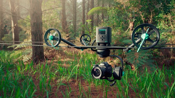 The Slingshot by Syrp wants to bring a new look to your time-lapses 1