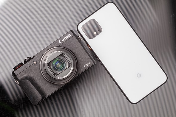 The Pixel 4 Cant Beat A Compact Camera But That Doesnt