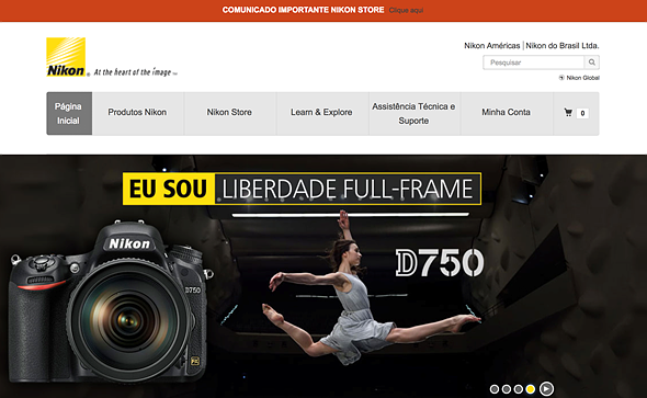 Nikon will shut down all sales operations in Brazil at the end of 2017 1