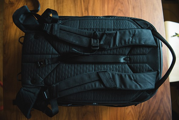 Review  Peak Design Travel Backpack 45L and  Packing Tools  are ... f926bd4d4eff0