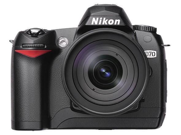 Throwback Thursday: Nikon D70