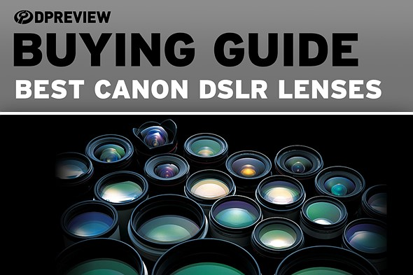 Buying guide: best camera digital SLR lenses