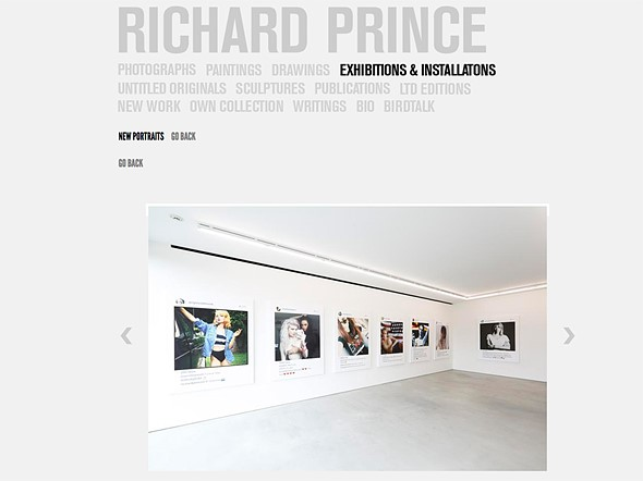 Richard Prince must face lawsuit over image theft, judge rules